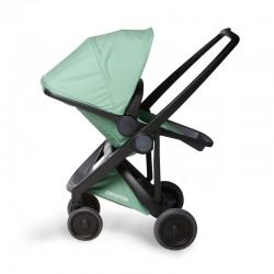 Greentom - Wózek Reversible black - mint | Esy Floresy