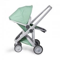 Greentom - Wózek Reversible grey - mint | Esy Floresy
