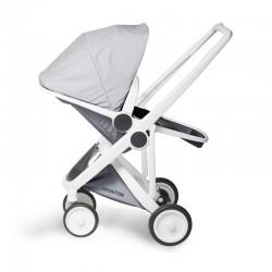 Greentom - Wózek Reversible white - grey | Esy Floresy