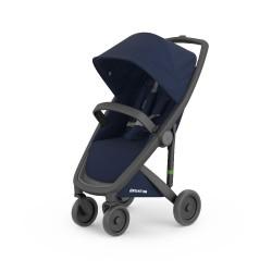 Greentom - Wózek Classic black - blue | Esy Floresy