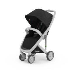 Greentom - Wózek Classic grey - black | Esy Floresy