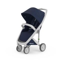 Greentom - Wózek Classic grey - blue | Esy Floresy