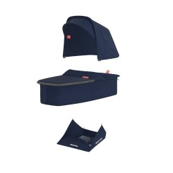 Greentom - Carrycot blue materiał | Esy Floresy