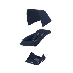 Greentom - Reversible blue materiał   Esy Floresy