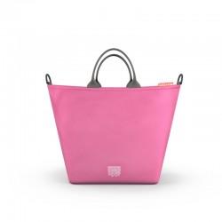 Greentom - torba zakupowa do wózka różowa | Esy Floresy