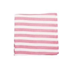 Baby Bites - Pieluszka muślinowa 120 x 120 cm Sailor Pink | Esy Floresy