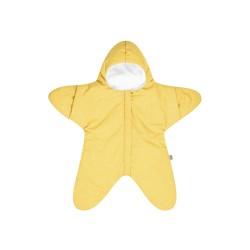 Baby Bites - Kombinezon zimowy Star (3-6 miesięcy) Yellow | Esy Floresy