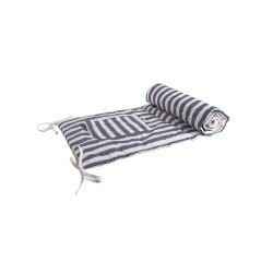 Baby Bites - Ochraniacz do łóżeczka 148 x 40 cm Sailor Blue | Esy Floresy