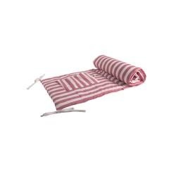 Baby Bites - Ochraniacz do łóżeczka 148 x 40 cm Sailor Pink | Esy Floresy