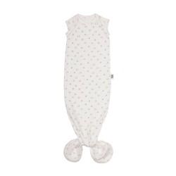 Baby Bites -  Śpioszki Baby Gown Egg (0-3 miesięcy) White  | Esy Floresy