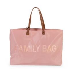 Childhome - Torba Family Bag Różowa   Esy Floresy