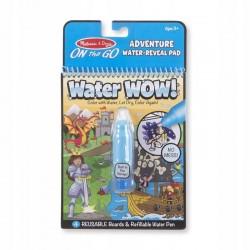 Melissa & Doug - Wodna Kolorowanka Water Wow! - Przygoda | Esy Floresy