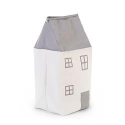 Childhome - Pojemnik na zabawki 32 x 32 x 73 cm Domek | Esy Floresy