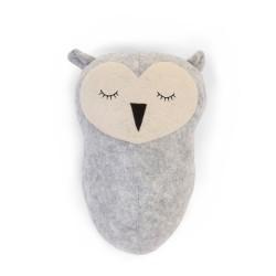 Childhome - Filcowa głowa sowy na ścianę | Esy Floresy