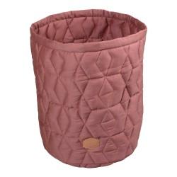 Filibabba - Pojemnik materiałowy na zabawki 43 x 35 x 35 cm Wild Rose | Esy Floresy