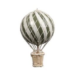 Filibabba - Balon 10 cm Olive Green   Esy Floresy
