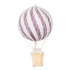 Filibabba - Balon 10 cm Plum | Esy Floresy