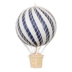 Filibabba - Balon 20 cm Dark Blue | Esy Floresy