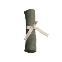 Filibabba - Pieluszka muślinowa 65 x 65 cm Olive | Esy Floresy