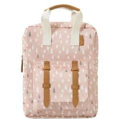 Fresk - Plecak Kropelki Pink   Esy Floresy