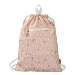 Fresk - Plecak worek Kropelki Pink | Esy Floresy