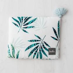 Bolo - Muślinowa poduszka Palmy 25x30 | Esy Floresy