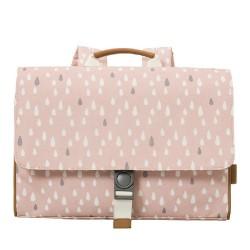 Fresk - Tornister Kropelki Pink | Esy Floresy