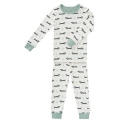 Fresk - Piżama bawełniana dwuczęściowa 4 lata Piesek | Esy Floresy
