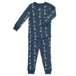 Fresk - Piżama bawełniana dwuczęściowa 3 lata Żyrafa | Esy Floresy