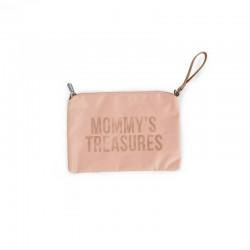 Childhome - Saszetka Mommy's Treasures Różowa   Esy Floresy