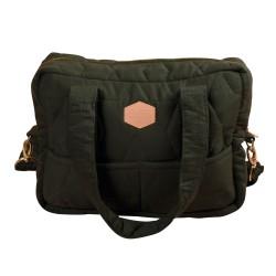 Filibabba - Torba Nursing bag Dark Green | Esy Floresy