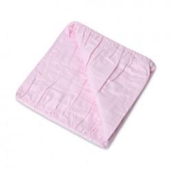 Bon Bon Kids - Falbanka do łóżeczka różowa | Esy Floresy