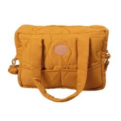 Filibabba - Torba Nursing bag Golden Mustard | Esy Floresy