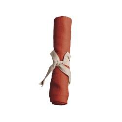 Filibabba - Pieluszka muślinowa 65 x 65 cm Rust   Esy Floresy
