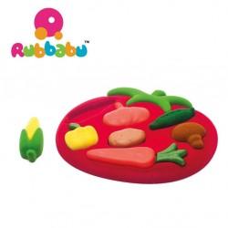 Rubbabu - Sorter Puzzle 3D Warzywa sensoryczny | Esy Floresy