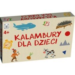 Kangur Kalambury dla dzieci | Esy Floresy