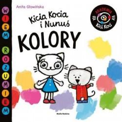 Akademia Kici Koci. Kolory | Esy Floresy