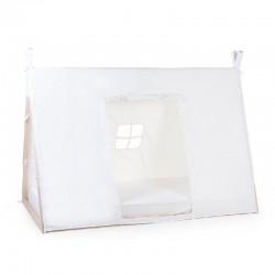 Childhome - Poszycie do łóżka Tipi 90 x 200 cm White | Esy Floresy