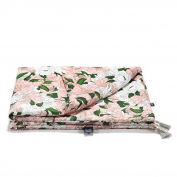 La Millou - Kołderka Bamboo Bedding medium size - LADY PEONY | Esy Floresy