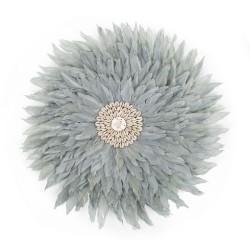Childhome - Pióra Juju 30 cm Light Grey | Esy Floresy