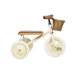 Banwood - Rowerek trójkołowy Trike Cream | Esy Floresy