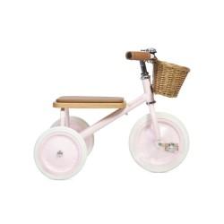 Banwood - Rowerek trójkołowy Trike Pink | Esy Floresy