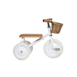 Banwood - Rowerek trójkołowy Trike White | Esy Floresy