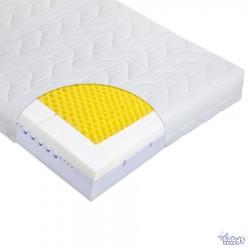 Materac do łóżeczka QUATRO N COMFORT 120x60 cm | Esy Floresy