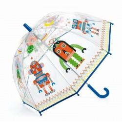 Djeco - Parasol przeciwdeszczowy ROBOTY | Esy Floresy