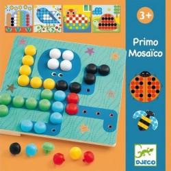 Djeco - Mozaika PRIMO-kolorowe obrazki    Esy Floresy