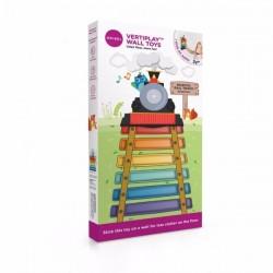 Oribel - Zabawka Cymbałki Magiczny Pociąg | Esy Floresy