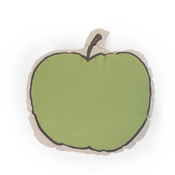 Childhome - Poduszka kanwas Jabłko | Esy Floresy