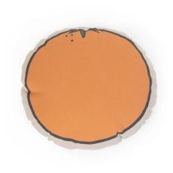 Childhome - Poduszka kanwas Pomarańcza | Esy Floresy