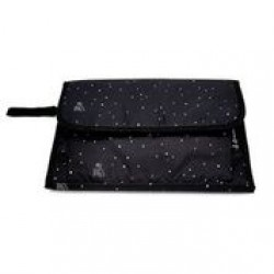 My Bag's - Przewijak podróżny Confetti Black | Esy Floresy